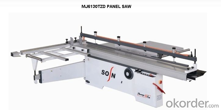 China wood cutting saw for furniture making factory