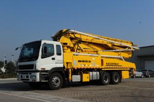 SHANTUI Truck-mounted Concrete Pump-47m