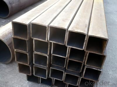 ASTM A500 Steel Rectangular and Square Pipe