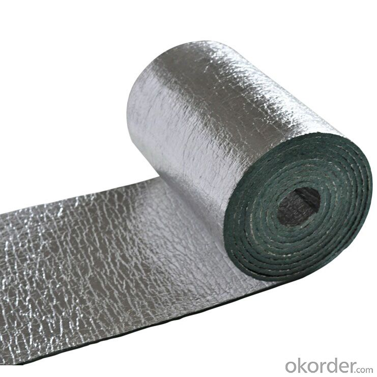Aluminum foil EPE/XPE foam insulation
