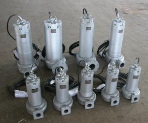 Submersible Stainless Steel Sewage Pump