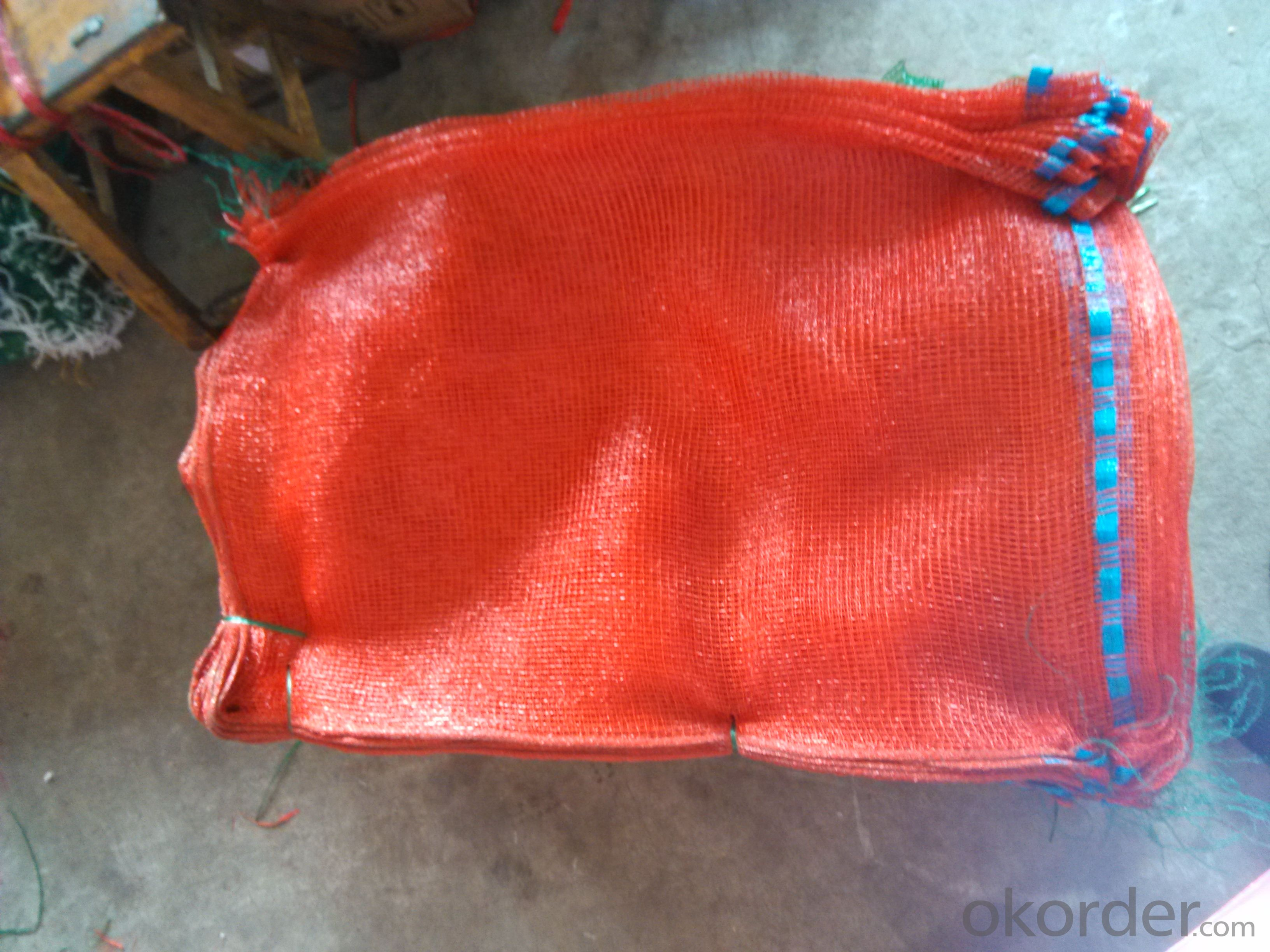 High quality potato leno mesh bag  potato bag