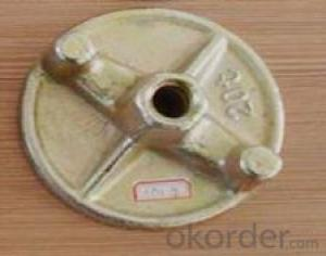 High quality formwork wing nut ,butterfly wing nuts