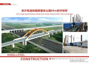 Good Quality Steel Bridge Project
