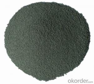 High Quality Silion Ferror Slag/Powder Certificate:SGS/CIQ/ISO