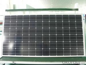 Monocrystalline Solar Modules 200W