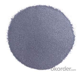 SiMn Powder 614 Certificate:SGS/CIQ/ISO