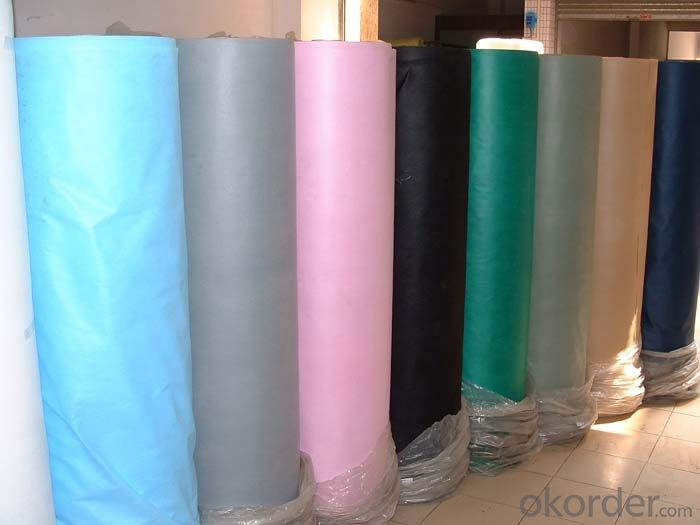 PP Spunbonded Nonwoven Fabric Good quality with UV 8%