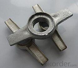 scaffolding casting steel jack nut