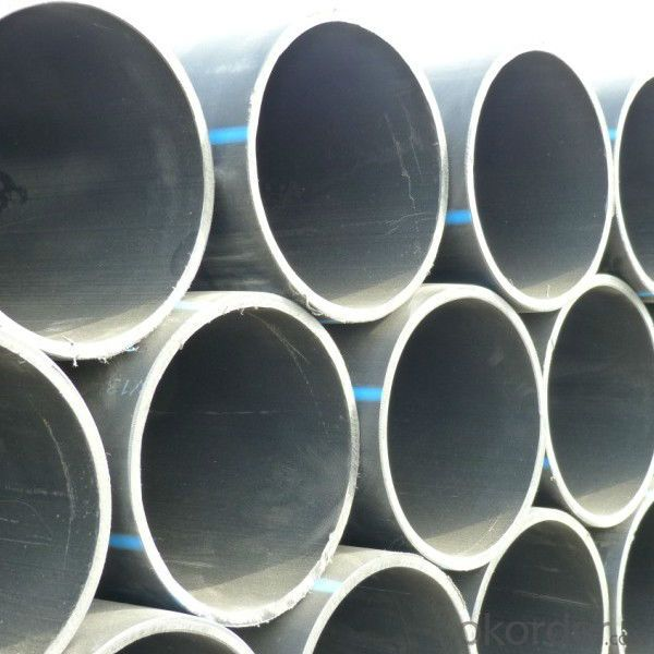 DN500mm~1200mm HDPE Pipes for Water Supply