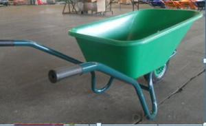 Plastic wheelbarrow for construction ,garden and farm :