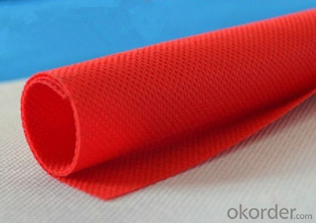 PP Spunbonded Nonwoven Fabric colorful  Good quality with UV