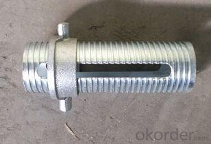 scaffolding prop sleeve accessories