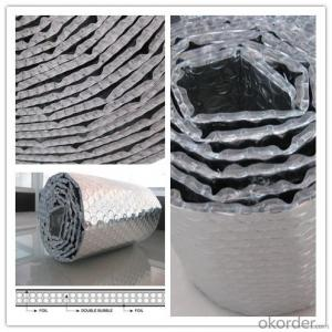 Aluminum foil Bubble Roofing Insulation