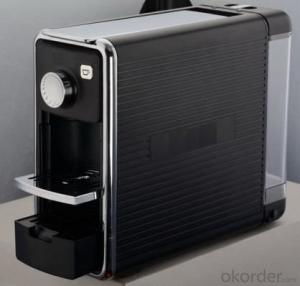 Automatic Electric Nespresso Capsule Coffee Machine