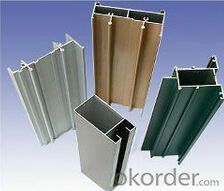 Customized Scaffolding aluminium Profiles