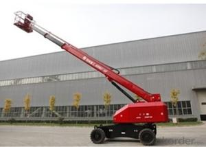 GTBZ22A/24A Self propelled telescopic boom lift
