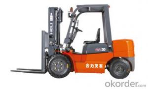 H2000 Series 2-3.5T I.C. Counterbalanced Forklift Trucks