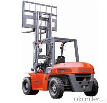H2000 Series 5-10T I.C. Counterbalanced Forklift Trucks