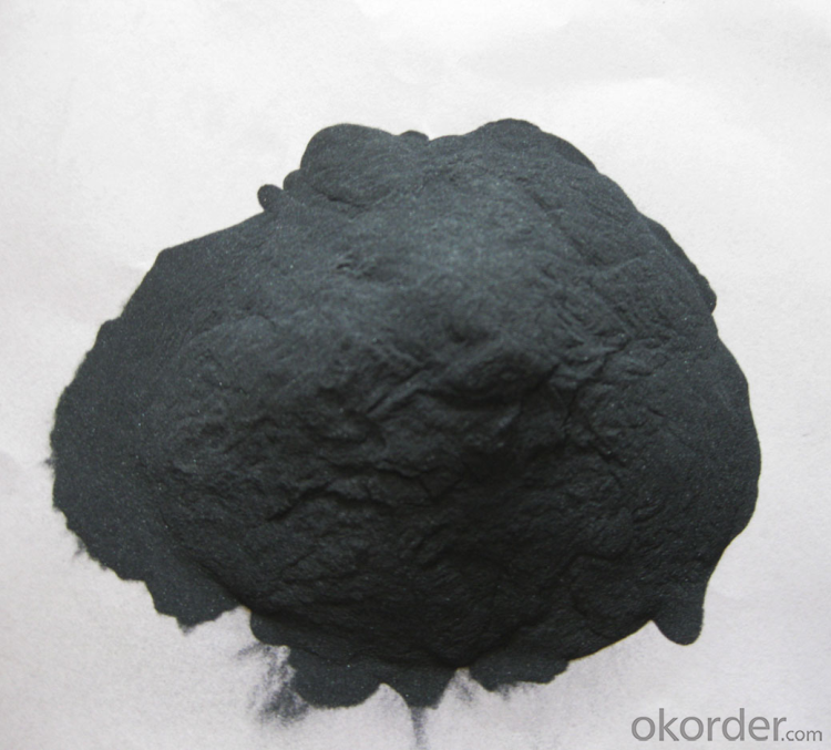Black Silicon Carbide With High Quality-SIC 92% Min