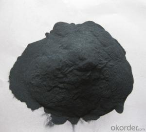 Black Silicon Carbide for Refractory Usage with Stable Quality
