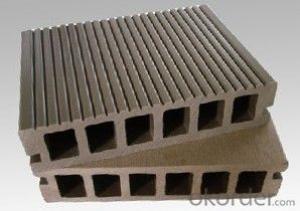 Wood Plastic Composite , Recyclable, Wpc Decking Floor