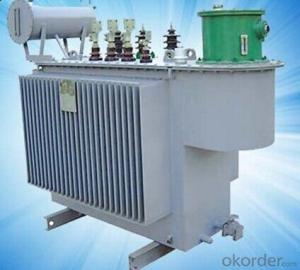 SZ9-200~2500/11KV Three Phase On-load Pressure Regulating Power Transformer