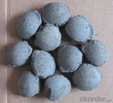 Silicon Carbide Ball  for Steelmaking Usage with Stable Quality SIC 80