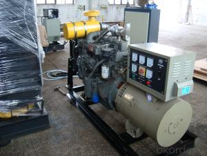Ricardo Series Diesel Generating Sets