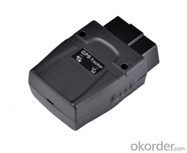 Advanced Real Time GPS Tracking with OBD-II Function