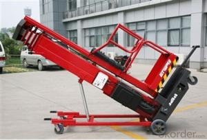 GTWY08/10/12/14 sleeve aerial working platform
