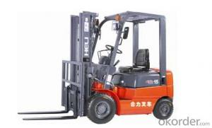 H2000 Series 1-1.8T I.C. Counterbalanced Forklift Trucks