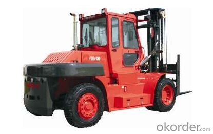 H2000 Series 12-13.5T I.C. Counterbalanced Forklift Trucks
