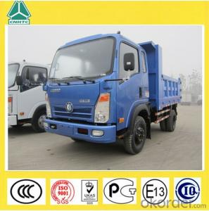China SINOTRUK 10Ton Tipper Truck