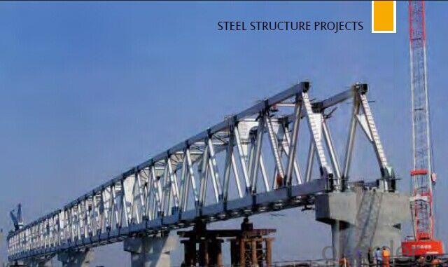 First-class Steel-work Construction
