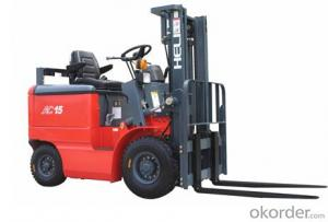 Forklif 1-1.5T Narrow Body Forklift Trucks