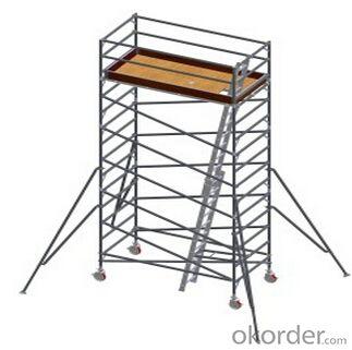 Formwork Aluminium Scaffolding Tower