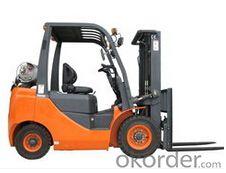 H2000 Series 9T Dock Forklift Truck