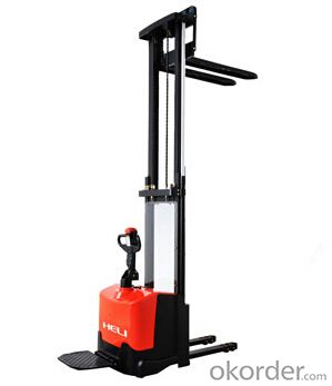Forklift 1.2T Narrow Leg Electric Stacker