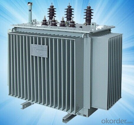 S11-M.R-30~2500/10KV Three Phase Scrolliron Core Distribution Transformer
