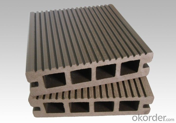 Factory original Professional design cladding style outdoor wpc decking