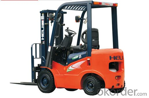 G Series 1-1.8T I.C. Counterbalanced Forklift Trucks
