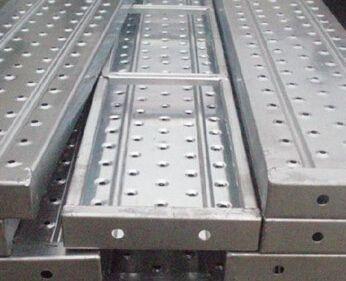 catwalk scaffolding aluminium planks