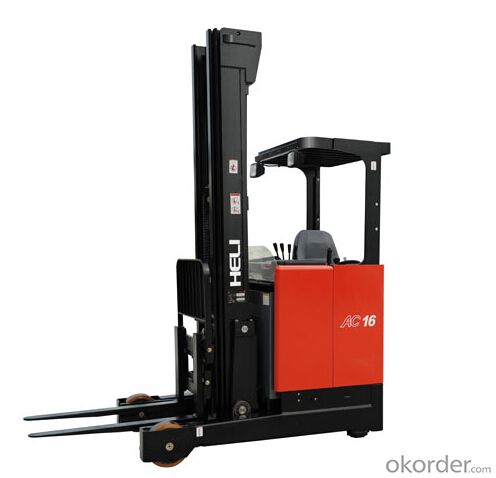 G Series 1.6-2.0T Electric Reach Trucks - Sit-down Type
