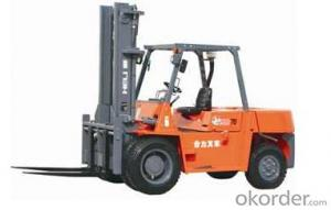 X Series Special Forklift for Stone