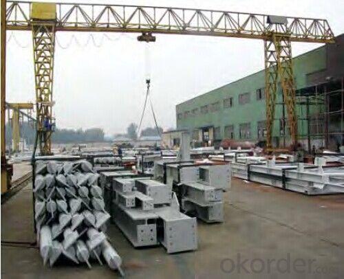 First-class Steel-work