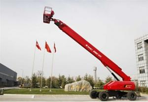 GTBZ36A/38A/40A Self propelled telescopic boom lift