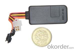 Cheap Mini GPS Tracking AVL Tracker Locator with backup battery, power cut alarm