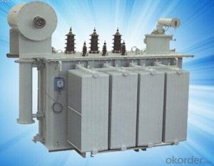 SZ9-1600-20000/33KV Three Phase Oil Immersed On-load Tap Power Transformer
