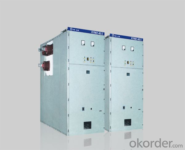 KYN61-40.5(Z) Metalclad movable AC Switchgear